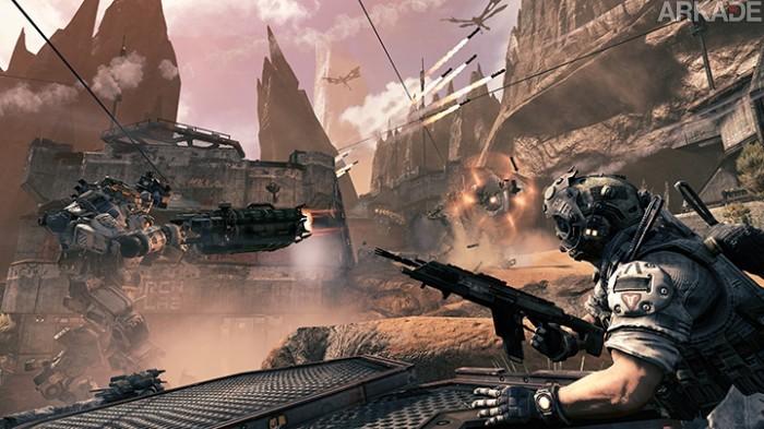 Análise Arkade - Titanfall (PC, Xbox One, Xbox 360)