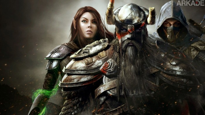Abril começa com The Elder Scrolls Online, Mercenary Kings e o insano Goat Simulator