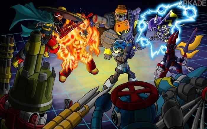 Mighty Nº 9: novo trailer mostra muito gameplay e apresenta os chefes do game