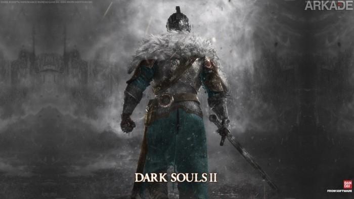 Semana traz Dark Souls II para os PCs, BlazBlue para o Vita e mais
