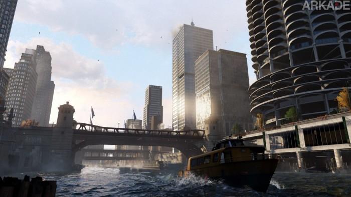 Watch_Dogs : novo vídeo mostra a beleza do game em detalhes