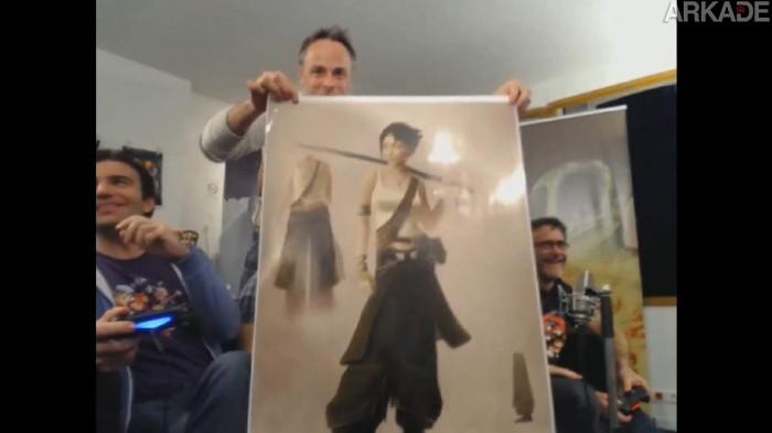 Beyond Good & Evil 2: nova arte revelada (quase) confirma a produção do game