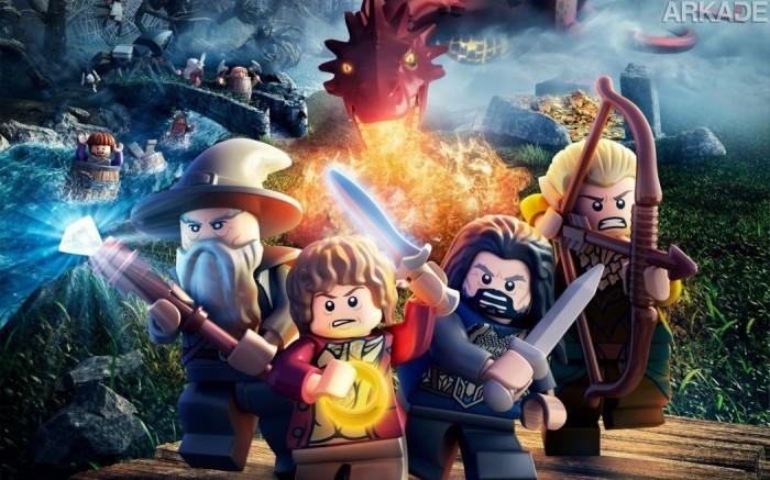 Lego: The Hobbit, Kinect Sports Rivals e TitanFall para Xbox 360 são os destaques da semana