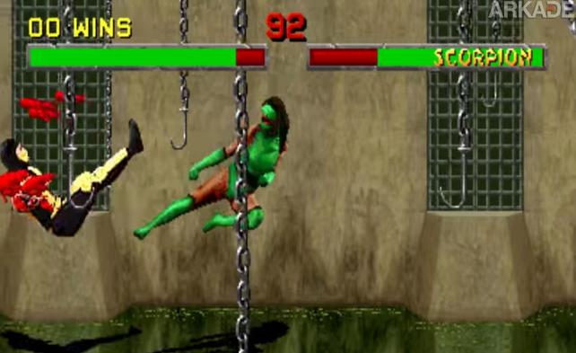 Hacker altera Mortal Kombat II e torna jogáveis seus três personagens secretos