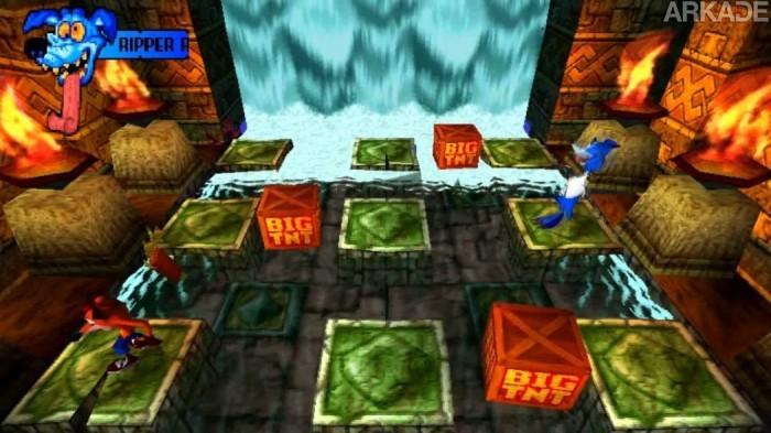 RetroArkade: Crash Bandicoot ousou um dia desafiar Mario e Sonic (PSOne)