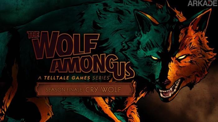 Análise Arkade: A Conclusão Épica de The Wolf Among Us - Cry Wolf (Season 1, Ep. 5)