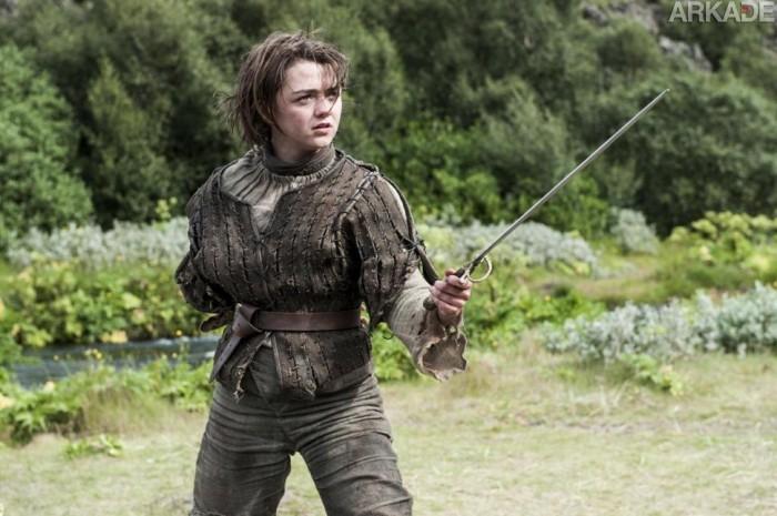 Filme de The Last of Us recebe novidades e Arya Stark pode ser a Ellie nas telonas