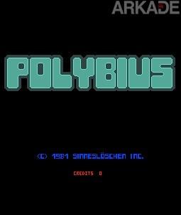 Creepypasta Arkade: Conheça a história do lendário Polybius, o arcade mais obscuro que pode ter existido