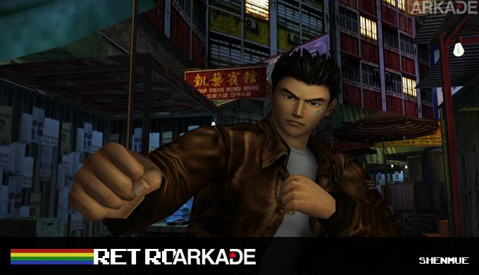 RetroArkade: Shenmue foi a obra prima de Yu Suzuki e do Dreamcast