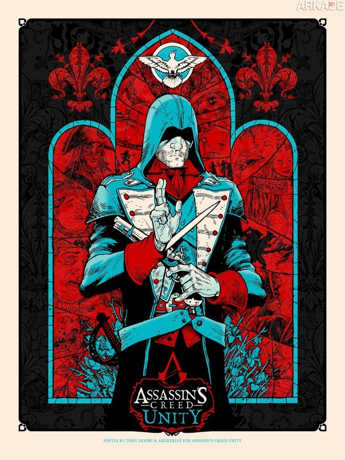 Veja o quão grotesca a Revolução Francesa de Rob Zombie pode ser em Assassin's Creed: Unity