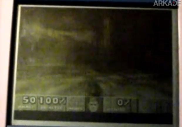 """Saiu a """"nova"""" plataforma para jogar Doom: caixas eletrônicos"""