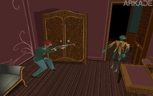 A Atari está trazendo de volta Haunted House e Alone in the Dark, com novas versões para PC.