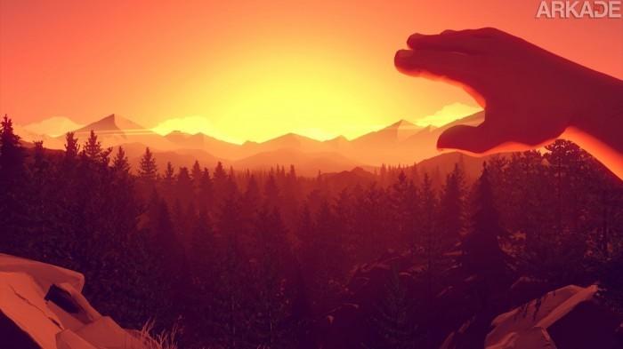 Firewatch: Um dos jogos indies mais promissores ganha belo novo trailer