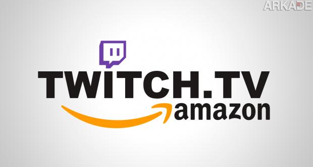 Twitch é adquirida oficialmente pela Amazon por US$ 970 milhões