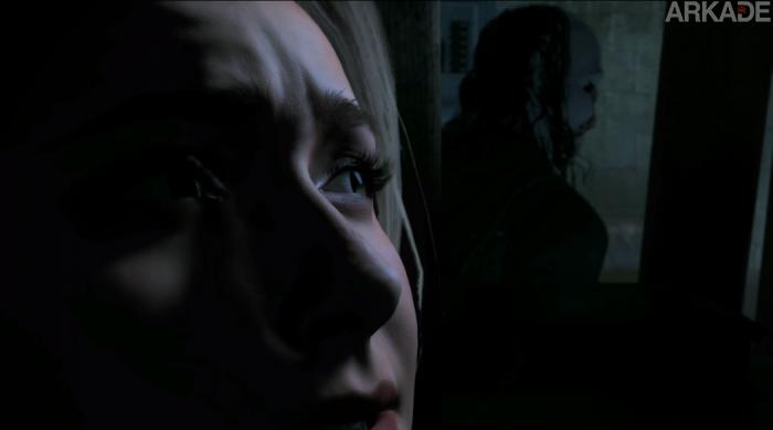GamesCom 2014: A Sony apresentou Until Dawn e um trailer cheio de terror e cenas fortes