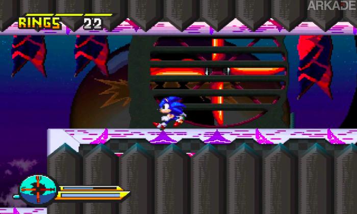 Sonic Chrono Adventure é um fangame feito por brasileiro que faz a Sega ficar com inveja