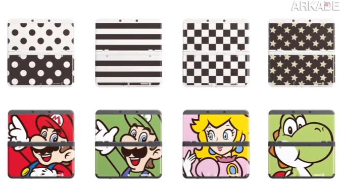 Nintendo apresenta um novo 3DS: mais rápido, com novo modo 3D e segundo analógico