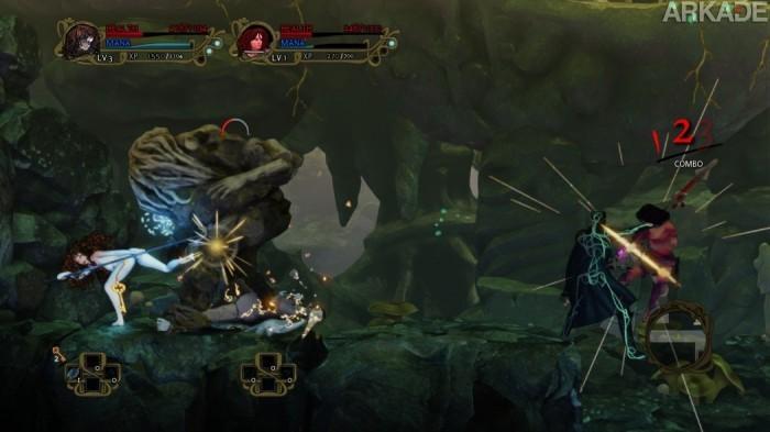 Análise Arkade: o surrealismo folclórico e desafiador de Abyss Odyssey (PC, PS3, X360)