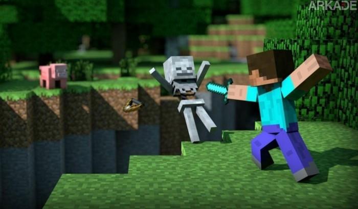 É oficial: Microsoft compra o estúdio de Minecraft por 2,5 BILHÕES de dólares