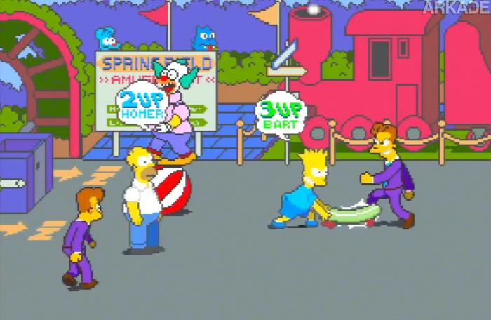 RetroArkade: The Simpsons Arcade Game é o fliperama mais divertido de todos os tempos!