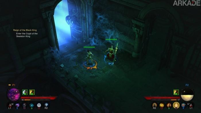 Análise Arkade: matando demônios nos consoles com Diablo III: Ultimate Evil Edition