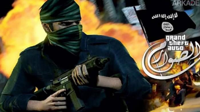 Grupo terrorista islâmico utiliza GTA para recrutar e treinar jovens