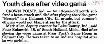 Creepypasta Arkade: A maldição de Evil Otto, o primeiro caso real de morte envolvendo video-games