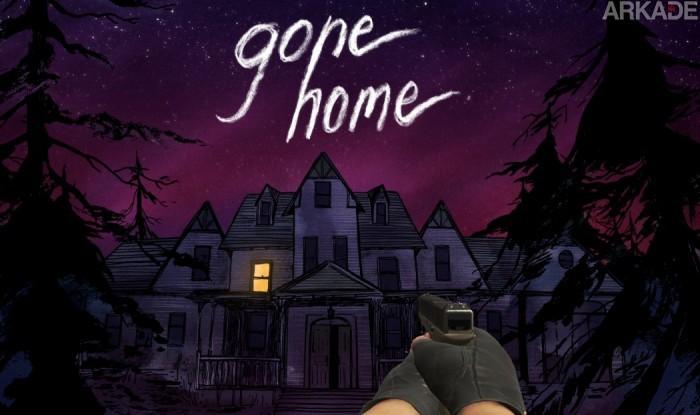 Mate terroristas e salve o refém na mansão de Gone Home neste mod de Counter-Strike