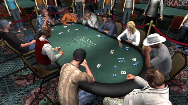Jogar poker na net gratis