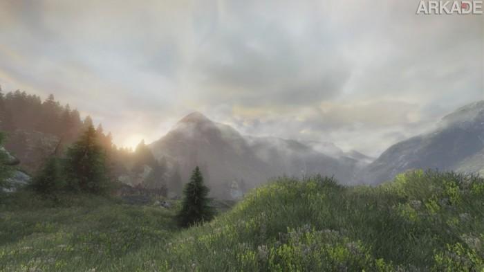 Análise Arkade: O mistério melancólico de The Vanishing of Ethan Carter (PC, PS4)