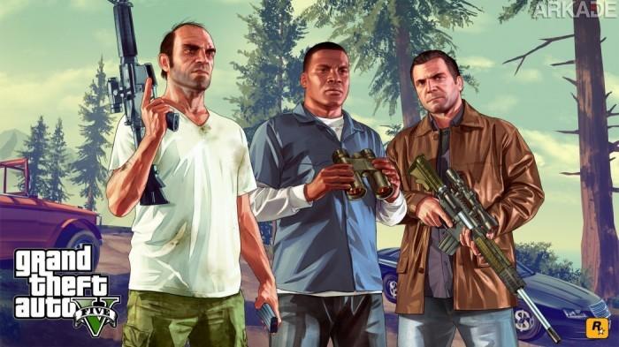Take Two explica o adiamento de GTA V no PC e a possibilidade de uma coleção da série