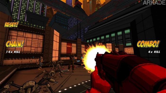 Wrack: conheça o FPS que mistura o visual de Borderlands com o gameplay de Quake