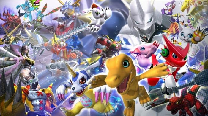 Análise Arkade - A pancadaria digital em Digimon All-Star Rumble