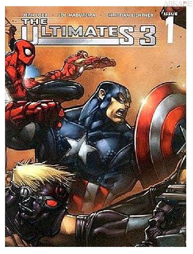 Arkade Comics: Os Piores Momentos da Marvel Comics
