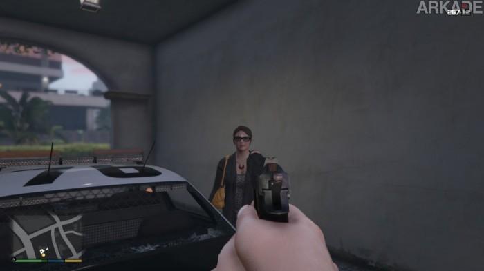 Análise Arkade: Veja Los Santos com novos olhos na nova versão de GTA V (PS4, XOne)