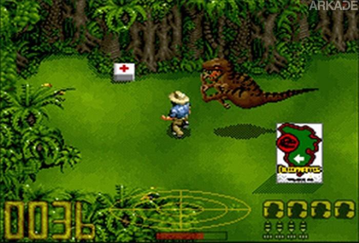Aproveite o primeiro trailer de Jurassic World para relembrar 5 jogos baseados na franquia