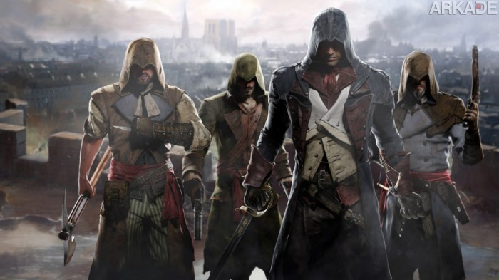 Lançamentos da semana: Assassin's Creed Unity e Rogue, Halo: The Master Chief Collection e mais