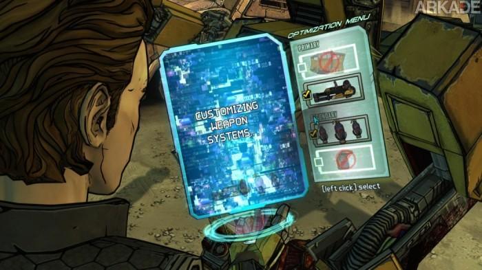 Análise Arkade: Voltando à Pandora com Tales from the Borderlands - Zer0 Sum (Season 1, Ep. 1)