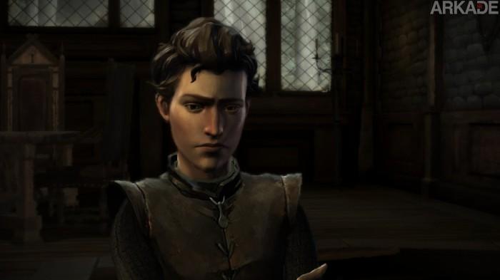 Análise Arkade: Os dramas de Game of Thrones A Telltale Game Series - Iron From Ice (Season 1, Ep. 1)