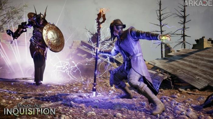 Análise Arkade: O Espetacular e Vívido Universo de Dragon Age: Inquisition