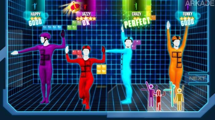 Análise Arkade: afaste os móveis da sala e mostre sua ginga em Just Dance 2015