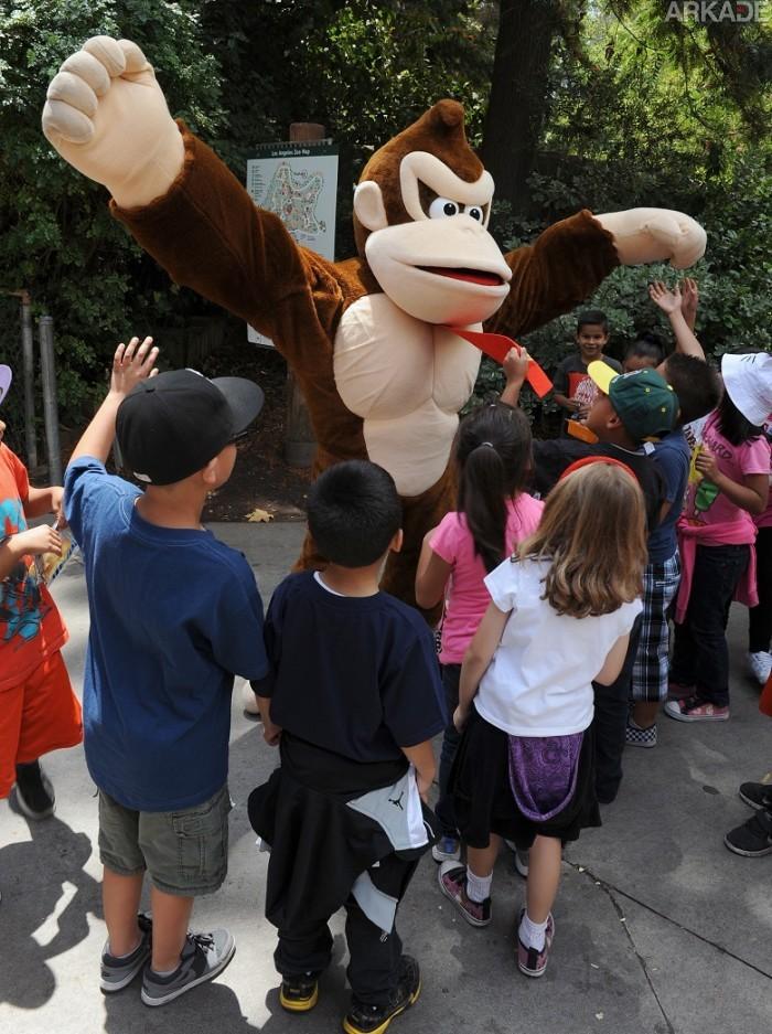 Tribuna Arkade: ator que foi Donkey Kong por um dia processa Nintendo por problemas cardíacos