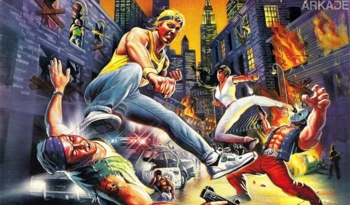 Filme de Streets of Rage? A Sega quer transformar seus clássicos em filmes, séries e animações!