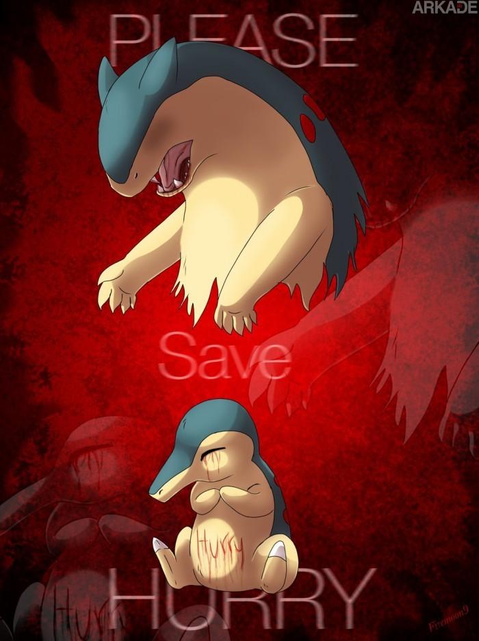 "Creepypasta Arkade: Pokémon Lost Silver - Parte 2: O caminho ""escondido"""