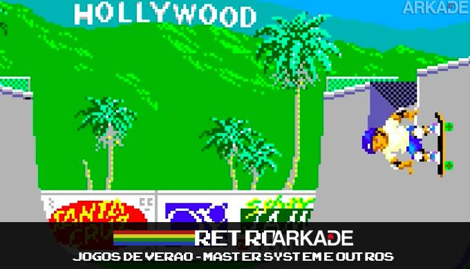 RetroArkade: Quem aqui nunca se divertiu com os Jogos de Verão?