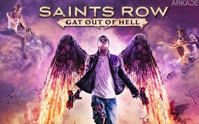 Viaje pela jornada musical de Saint's Row: Gat out of Hell neste novo trailer