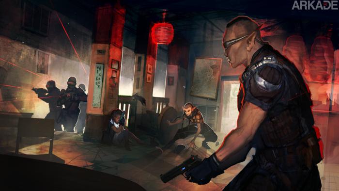 Shadowrun está de volta com um novo jogo ambientado em Hong Kong