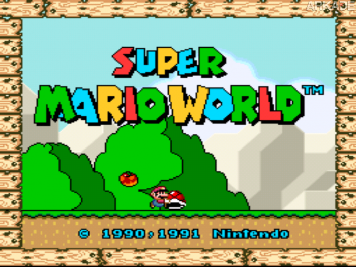 Creepypasta Arkade: A insanidade por trás do hack de Super Mario World