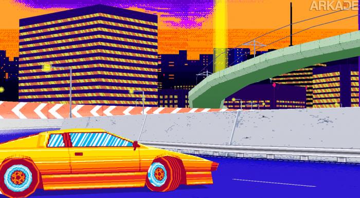 Preview Arkade: A diversão das derrapagens na versão alpha do estiloso Drift Stage (PC)