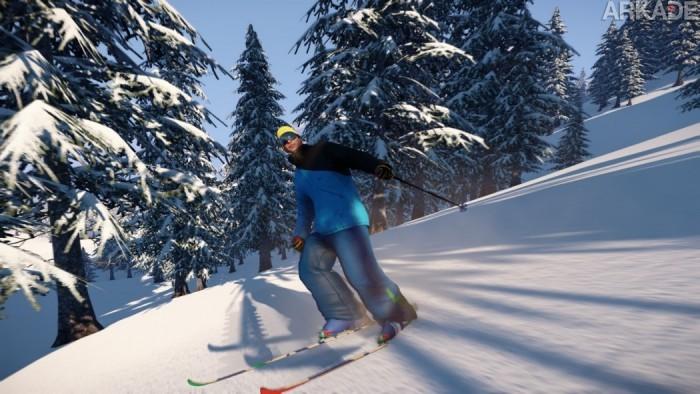 Snow: um game free-to-play de mundo aberto focado em esportes de inverno